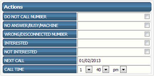 Call Center, CRM, Script Merge, AutoDialer