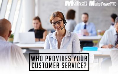 Let Your Distributors Be A First Line of Support!