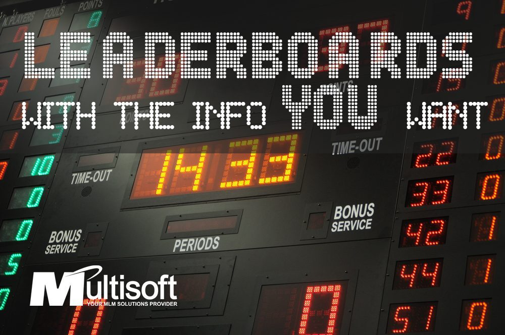 Leaderboards Improved with More Information